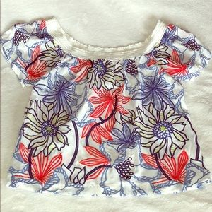 Tops - Pookie and Sabastian off-the-shoulder top